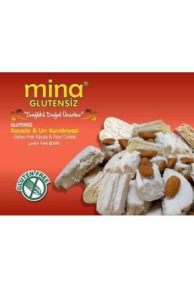 Mina Glutensiz Tatlı Kavala Kurabiye 300 gr