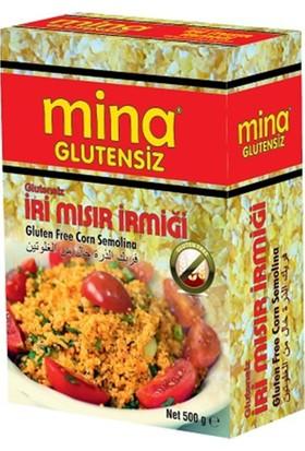 Mina Glutensiz İri Mısır İrmiği 500 gr