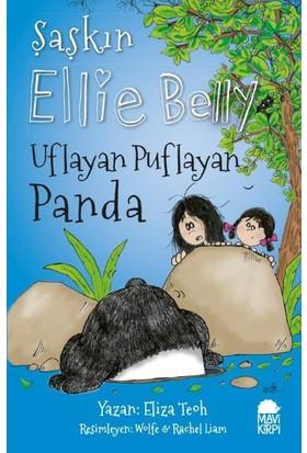 Şaşkın Ellie Belly:Uflayan Puflayan Panda
