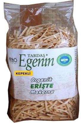 Tardaş Egenin Organik Ev Eriştesi (Kepekli) 500 Gr