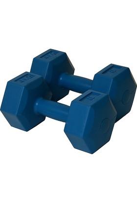 Usr 4 kg. x 2=8 kg. Plastik Dambıl Seti VD40C