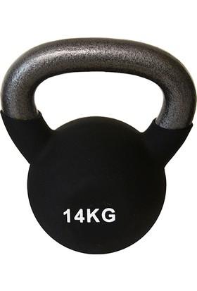 Usr KBN14 14 kg Neopren Kettlebell-Çaydanlık Dambıl