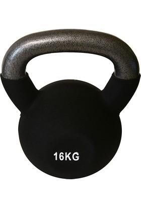 Usr KBN16 16 kg Neopren Kettlebell-Çaydanlık Dambıl