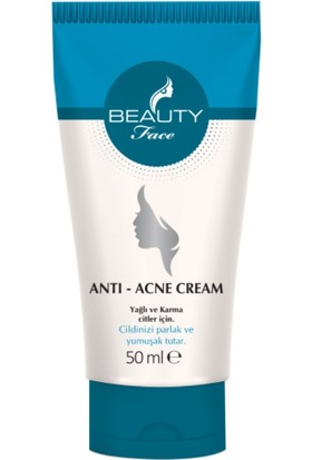 Beauty Collection Beauty Face - Akne Kremi 50 Ml.