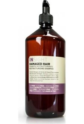 Insight Yıpranmış Saçlar İçin Bakım Şampuanı 1000 Ml.