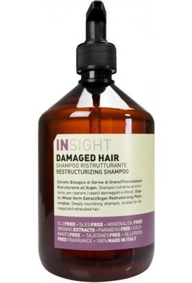 Insight Yıpranmış Saçlar İçin Bakım Şampuanı 500 Ml.