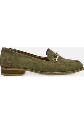 Yargıcı Zincir Detaylı Ayakkabı
