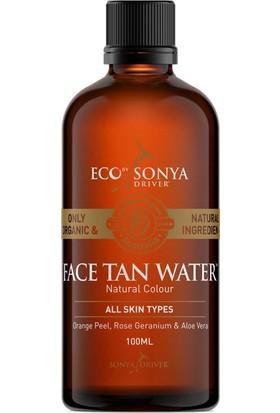 Eco By Sonya Organik Brozlaştırıcı ve Nemlendirici Su- Yüz için 100 ml.
