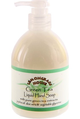 Lemongrass House Sıvı El Sabunu Yeşil Çay 300 Gr.