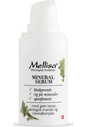 Mellisa Mineral Serum 15 Ml.
