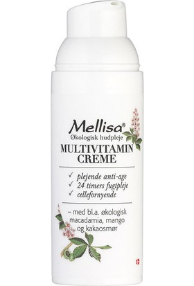 Mellisa Multivitamin Krem 50 Ml.