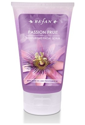 Refan Moisturizing Facial Scrub - Passion Fruit 150 Ml.