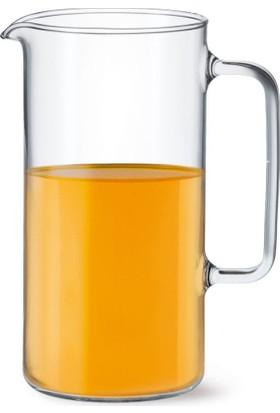 Ancel Cylinder 1 Simax Uzun Cam Sürahi 1Lt