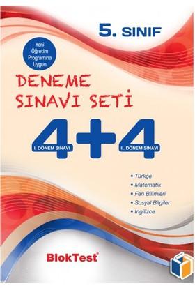Bloktest 5. Sınıf Deneme Sınavı Seti 4+4