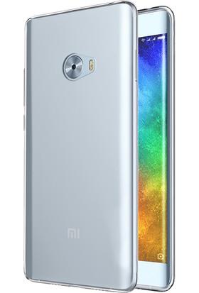 Microsonic Xiaomi Mi Note 2 Transparent Soft Kılıf Beyaz