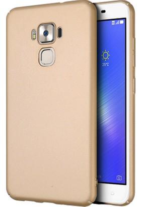 Microsonic Asus Zenfone 3 Max (5.5'') ZC553KL Premium Slim Kılıf Gold