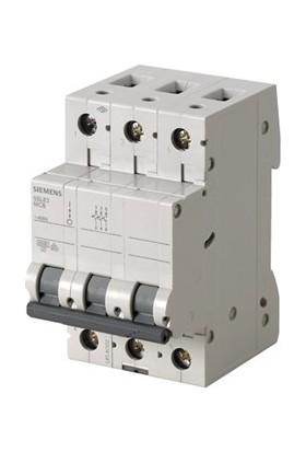Siemens 5SL6332-7YA 3 Fazlı 32 Amper C Tipi (Yavaş Karakterli) 6kA Otomatik Sigorta