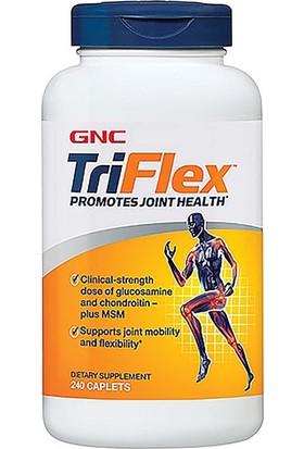 Gnc Triflex Glucosamine Chondroitin Msm 240 Tablet