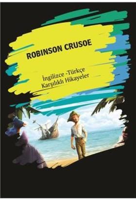 Robinson Crusoe (Ingilizce-Türkçe Karşılıklı Hikayeler)