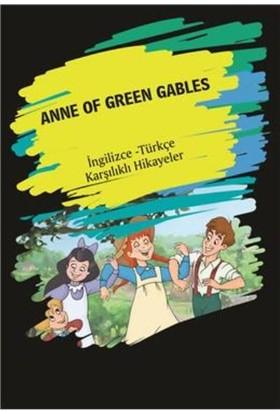 Anne Of Green Gables (Ingilizce-Türkçe Karşılıklı Hikayeler)