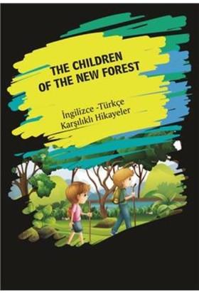 The Children Of The New Forest (Ingilizce-Türkçe Karşılıklı Hikayeler)