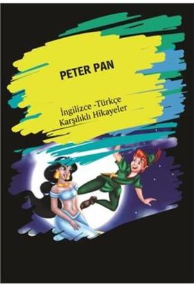 Peter Pan (Ingilizce-Türkçe Karşılıklı Hikayeler)
