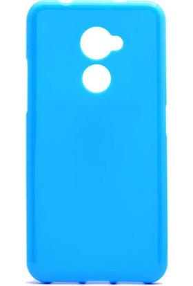 Kny Vodafone V8 Kılıf Ultra Korumalı Süper Silikon+Cam Ekran Koruyucu