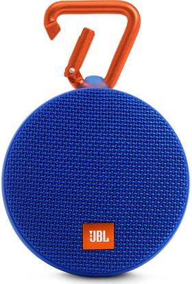 JBL CLIP2 Bluetooth Hoparlör Ipx7 Mavi