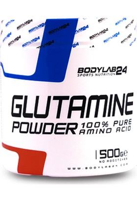 Bodylab24 Glutamine Powder 500 Gr