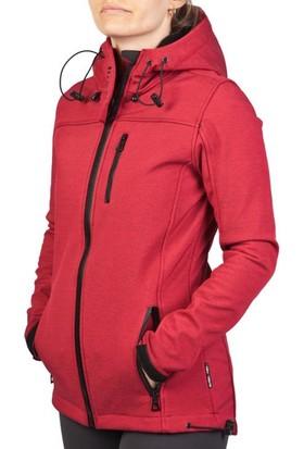 Exuma 272101 Kadın Softshell Jacket