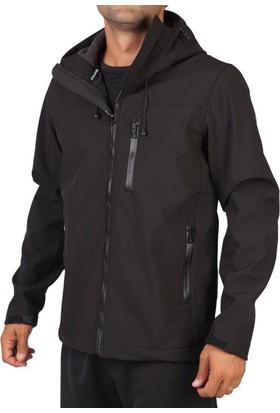 Exuma 281100 Erkek Softshell Outdoor Mont