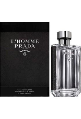 Prada L Homme 100Ml Edt Erkek Parfüm