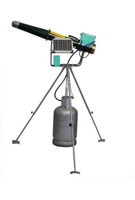 Kurtbomsan Elektronik Güneş Enerjili Ve Tripodlu Kuş - Domuz Ve Yabani Hayvan Kovucu Makina
