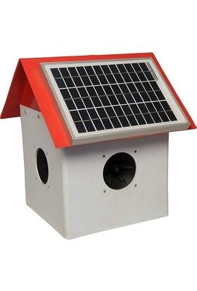 Kurtbomsan Ultrasonik Güneş Enerjili Kuş Ve Yabani Hayvan Kovucu Makina