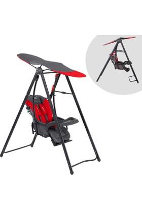Babila 900 Magic Mama Sandalyesi Bebek Salıncağı - Kırmızı