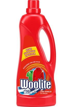 Woolite Çamaşır Deterjanı 1500ml Renkliler için