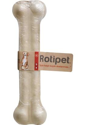 Rotipet 20,5 Cm. Pres Kemik Beyaz