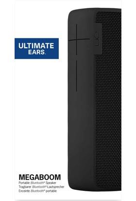Ultimate Ears Mega Boom Limited Edition - Siyah