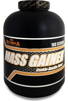 Mr.Olympia Mass Gainer 5000 Gr (Kurabiye-Vanilya)