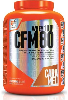 Extrifit Cfm 80 instant Whey 100 Protein 2270 Gr (Çikolata)