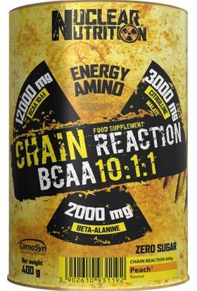 Nuclear Chain Reaction Bcaa 10:1:1 400 Gr (Portakal)