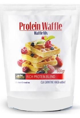 Be Sports Protein Waffle Mix 600 Gr (Kurabiye)