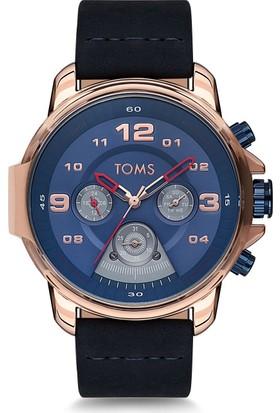 Toms TM71764B-747-T Erkek Kol Saati