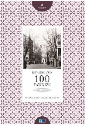 İstanbul'un 100 Yayınevi