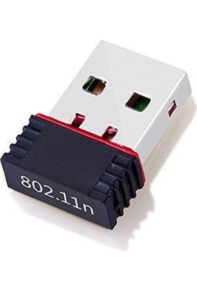 Appa Usb Nano Wireless Wifi Alıcısı Adaptör 300 Mbps Srf-603-Wifi