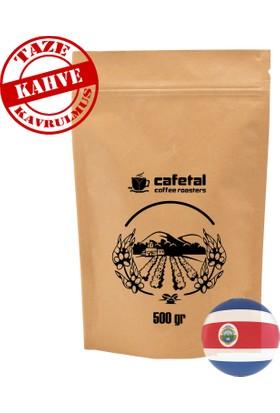 Kosta Rika Çekirdek Kahve Medium Roast - 500 Gr