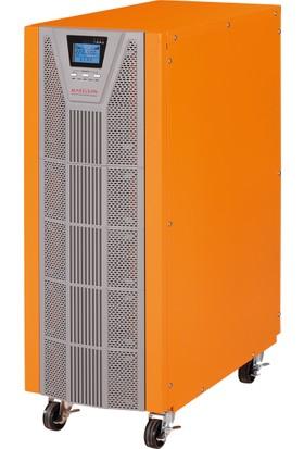 Makelsan P.Pack SE 10 KVA (20x 7AH) 4-8dk (1F/1F) Online UPS MU10000N11EAV04