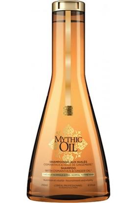 Loreal Mythic Oil İnce ve Normal Telli Saçlar İçin parlaklık şampuanı 250 ml