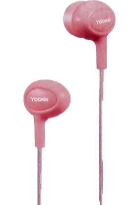 Yookie Mikrofonlu ve Kumandalı Kulak İçi Kulaklık