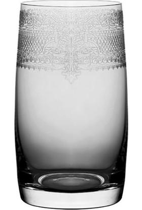 Bohemia Kristal Lima 6Lı Meşrubat Bardağı 380 CC